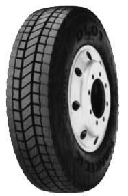 DL01 Tires